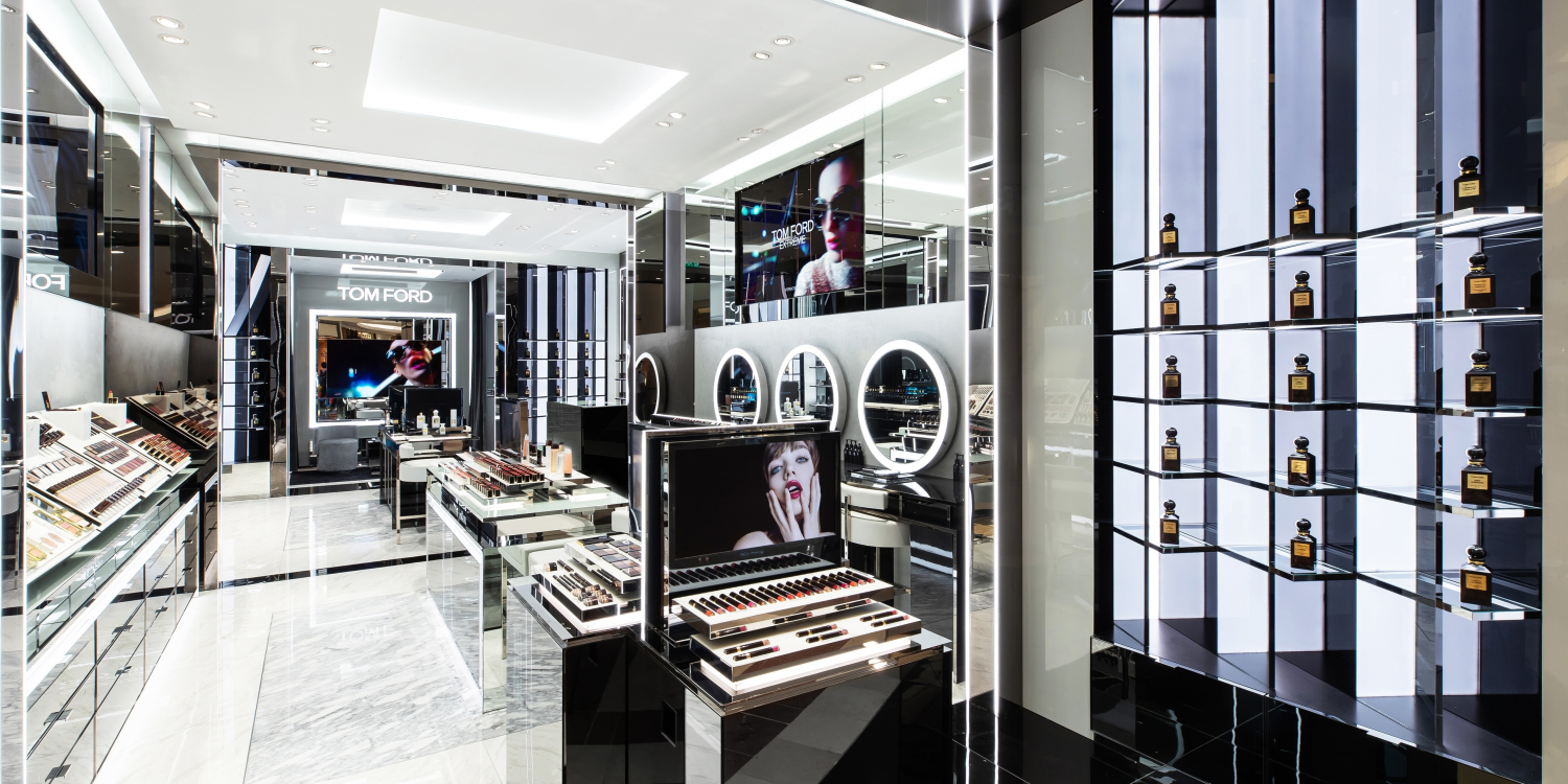 Tom Ford Beauty Opens Standalone Store In Kuala Lumpur