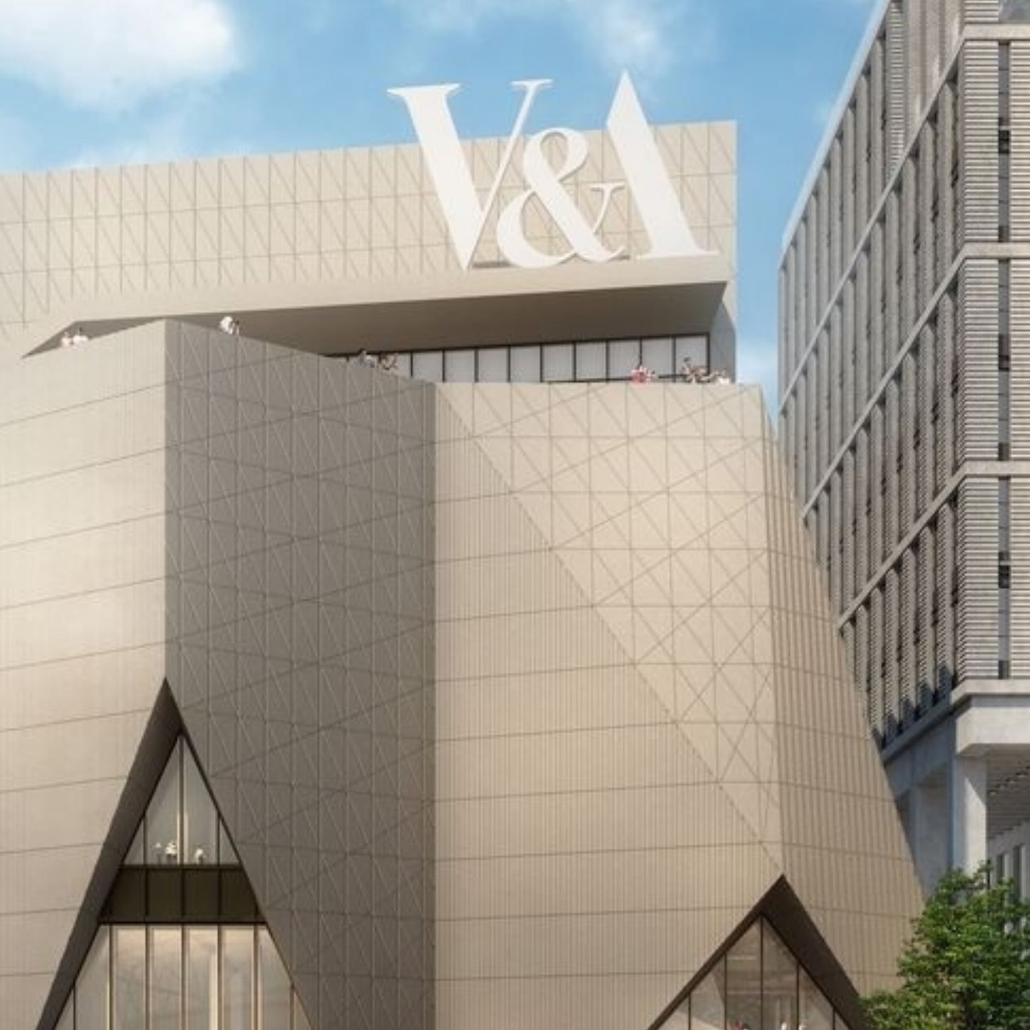 V&A to Open A Balenciaga-Inspired Museum in London's East End