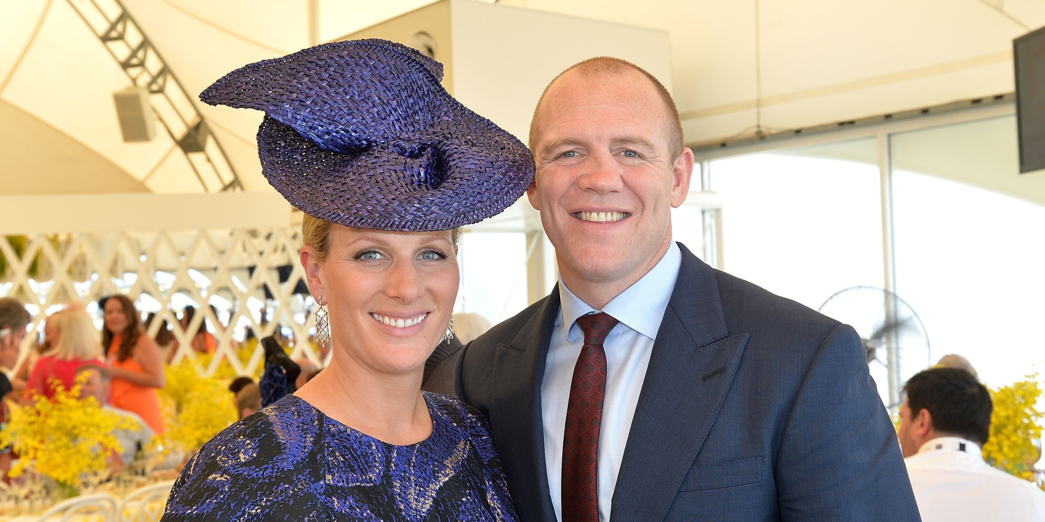 Zara and Mike Tindall Pay Homage to the Queen with the Name of Their New Baby