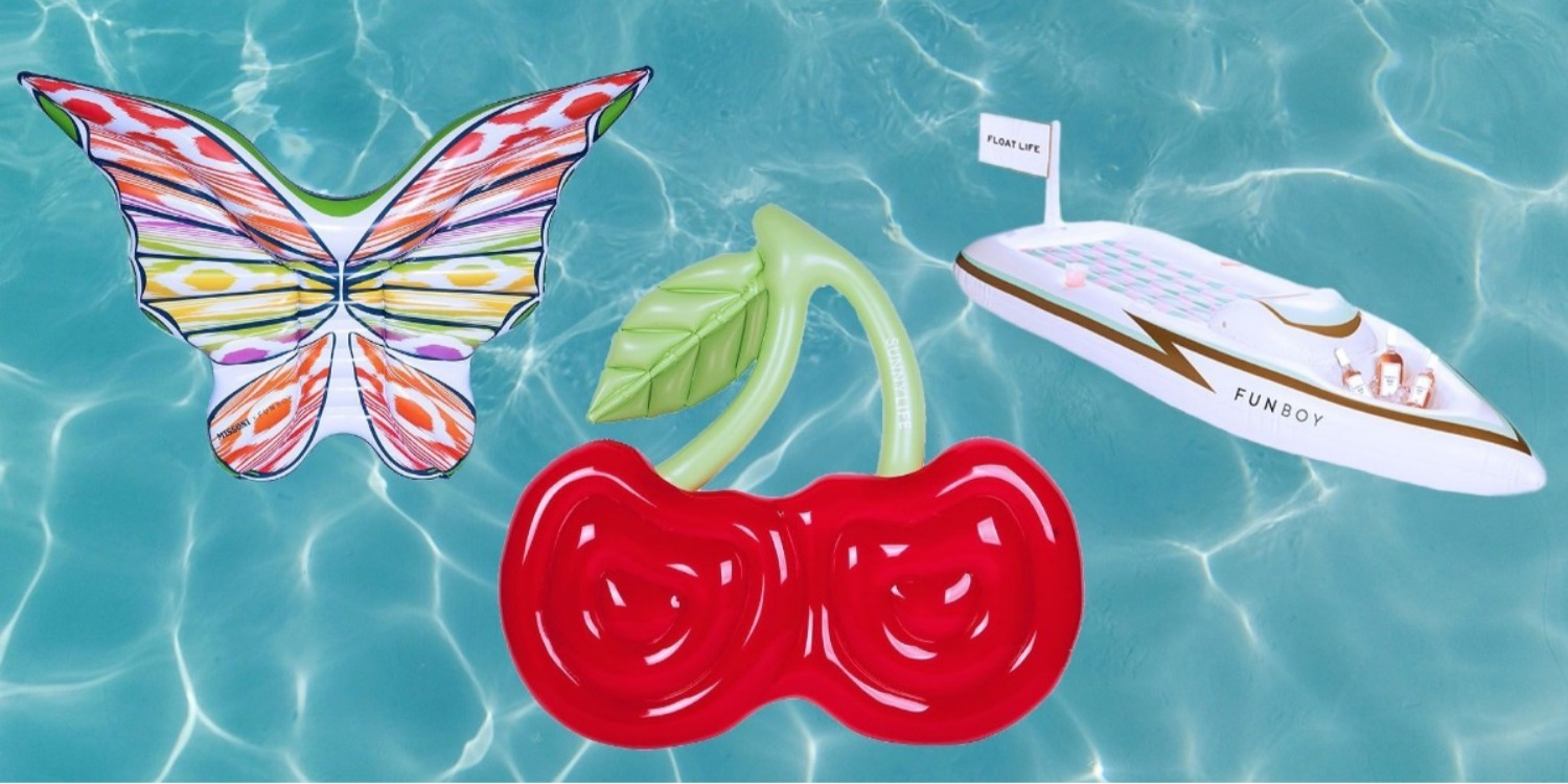 The Best Pool Floats To Give You That Summer Insta You Know You Want