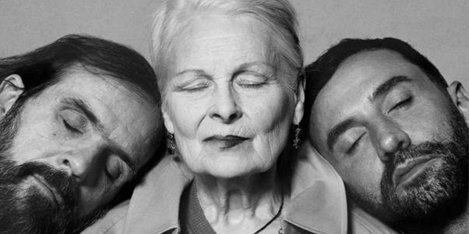 Riccardo Tisci Taps Vivienne Westwood For First Burberry Collaboration