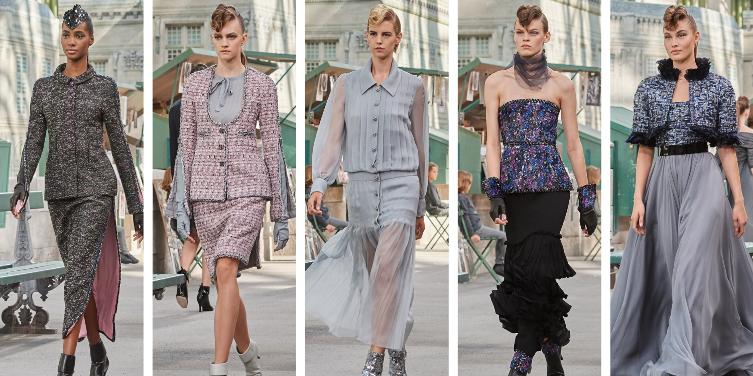 15 Looks We Love From Chanel Haute Couture AW18