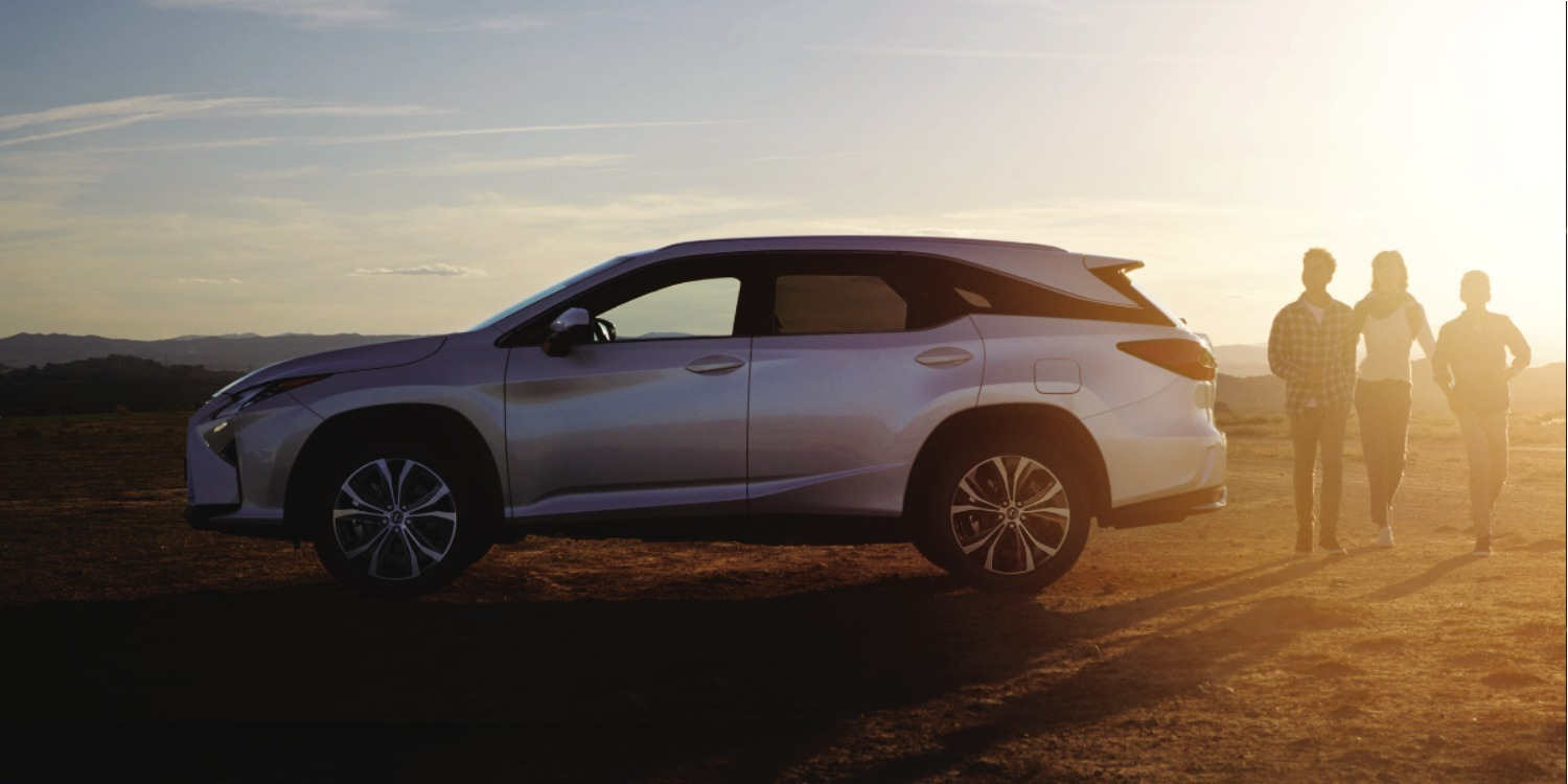 Everything You Need to Know About The All New Lexus RX350L
