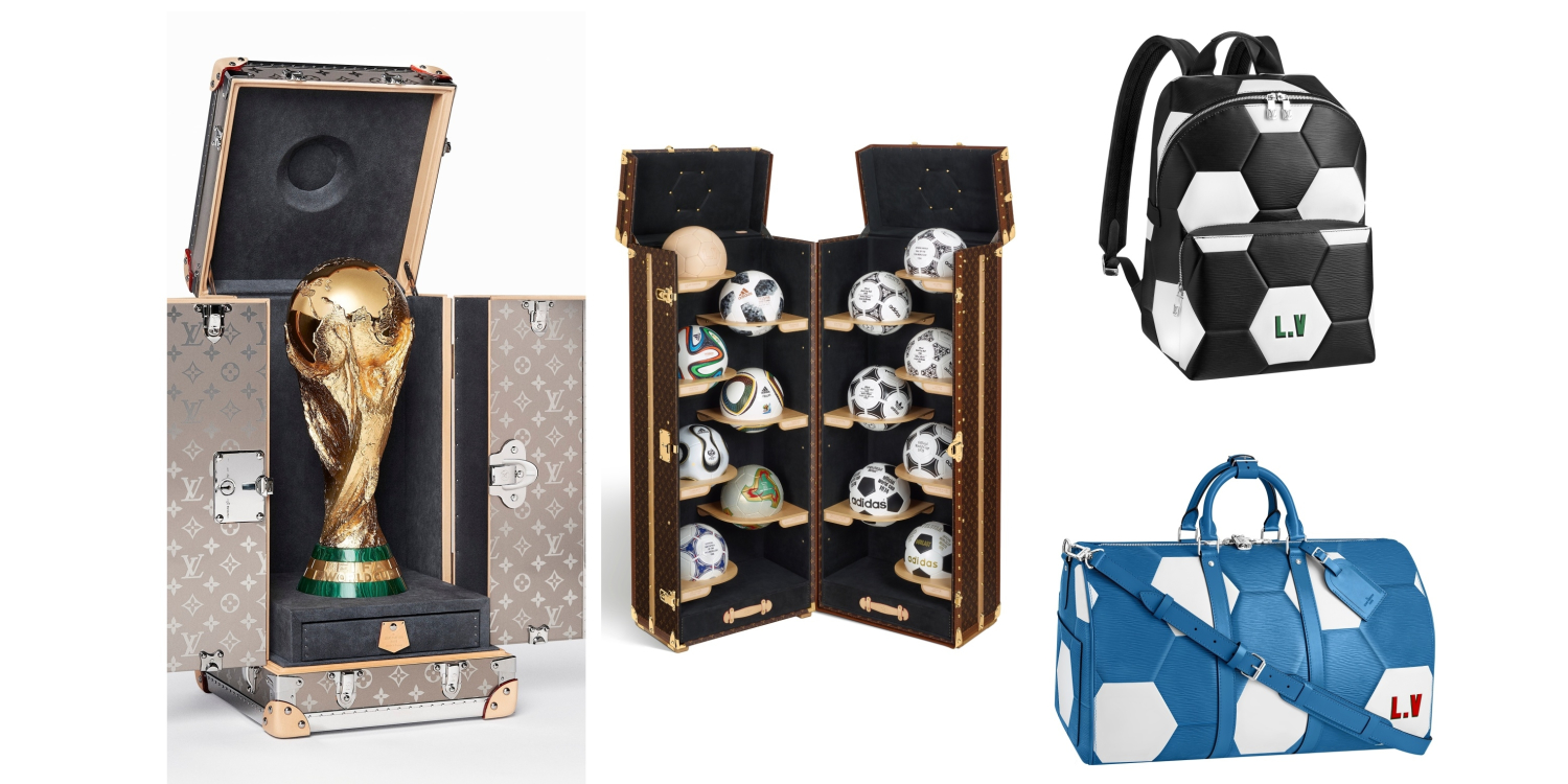 Celebrate the 2018 FIFA World Cup with Louis Vuitton