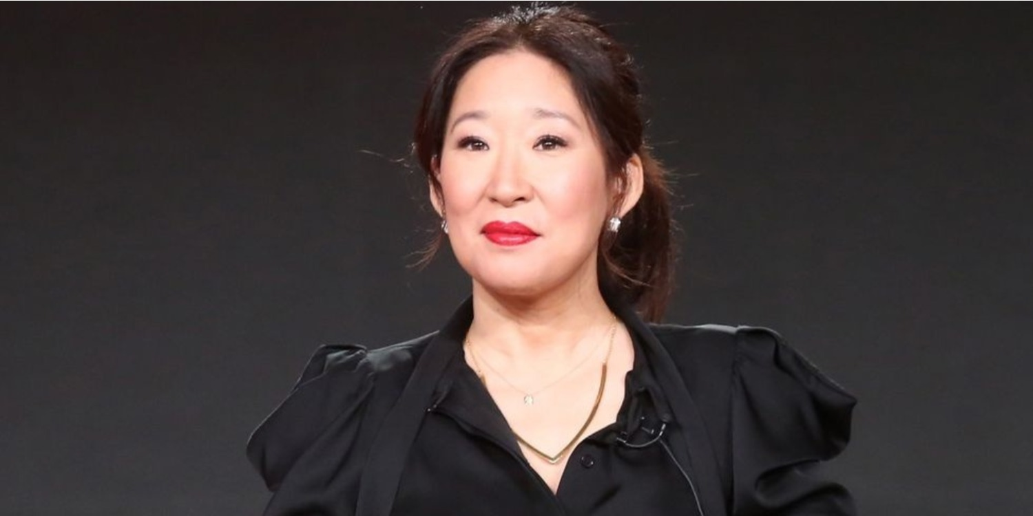 Sandra Oh Makes History as the First Asian Woman Nominated for a Lead Actress in a Drama
