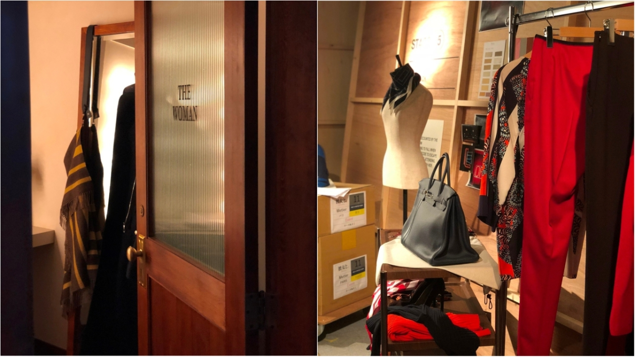 Go Behind The Scenes at Hermès's 'Avec Elle' Exhibition in Tokyo