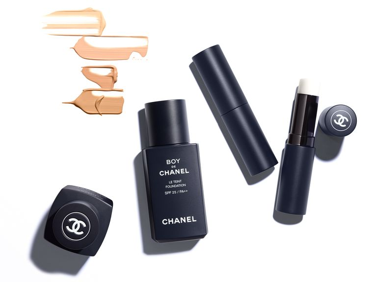 Chanel Is Launching a Makeup Line For Men