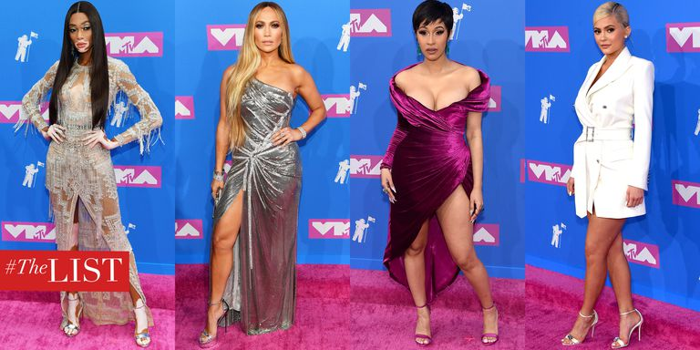 #TheLIST: The Best Dressed at the 2018 VMAs