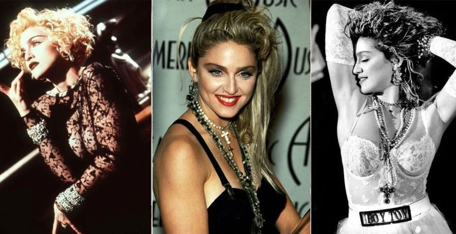Madonna's Most Iconic Fashion Moments Through The Years