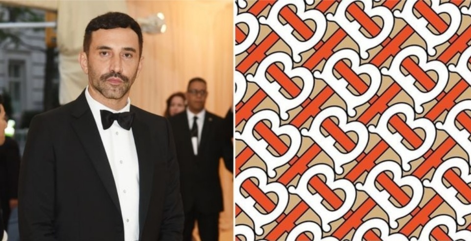 Riccardo Tisci Unveils the New-Look Burberry