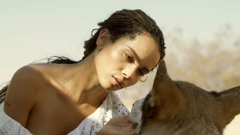 "Exclusive: Zoë Kravitz on the importance of ""being unapologetically yourself"""