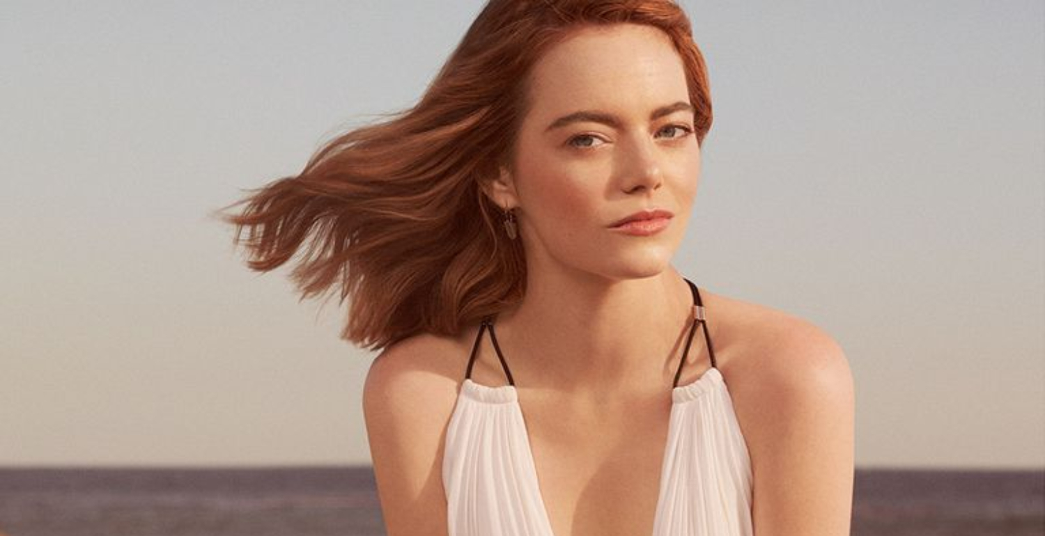 """Emma Stone: """"I Choose A Different Perfume For Each Character I've Played"""""""