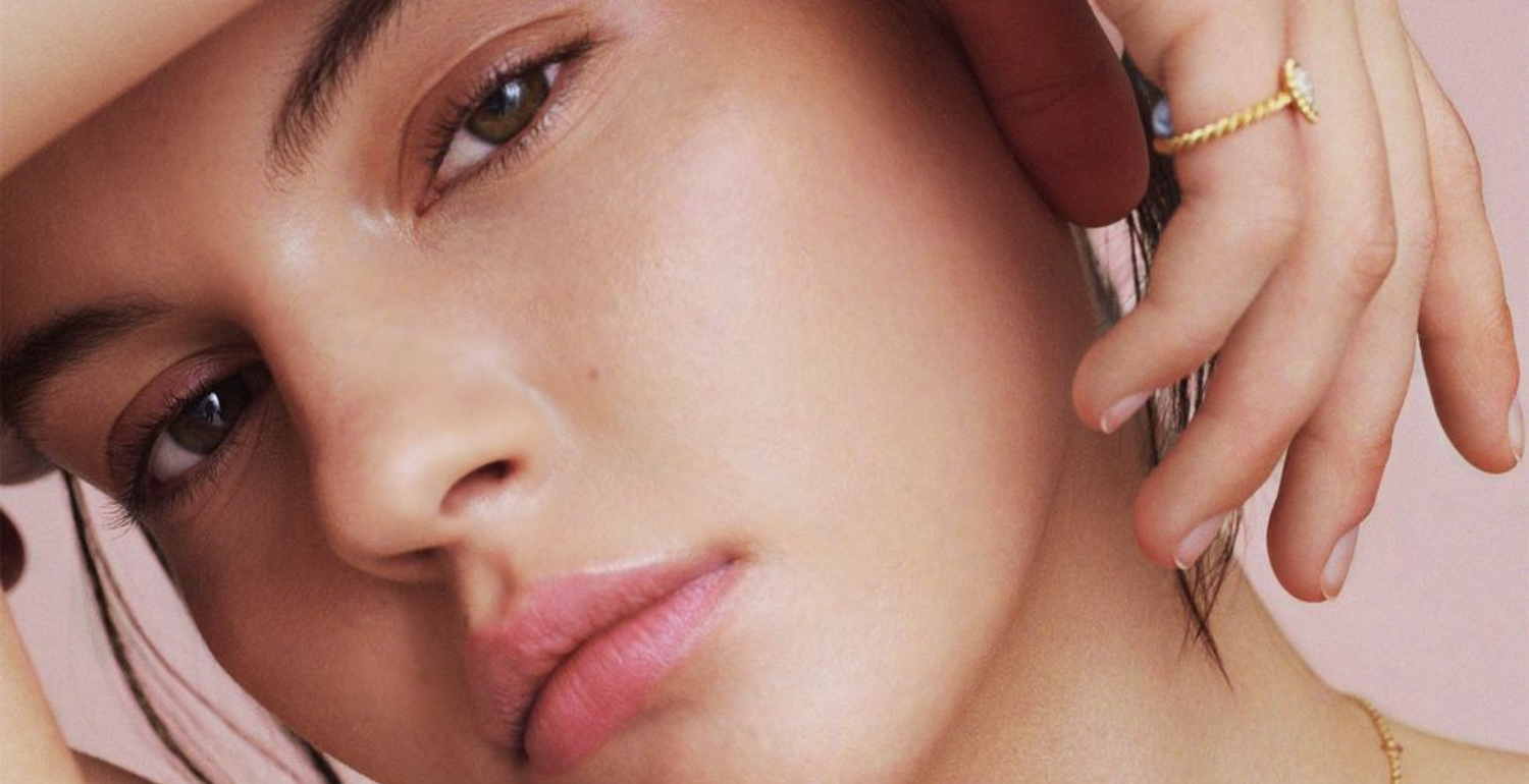 Why It's Time To Put Away Your Powder And Embrace Glossy Skin