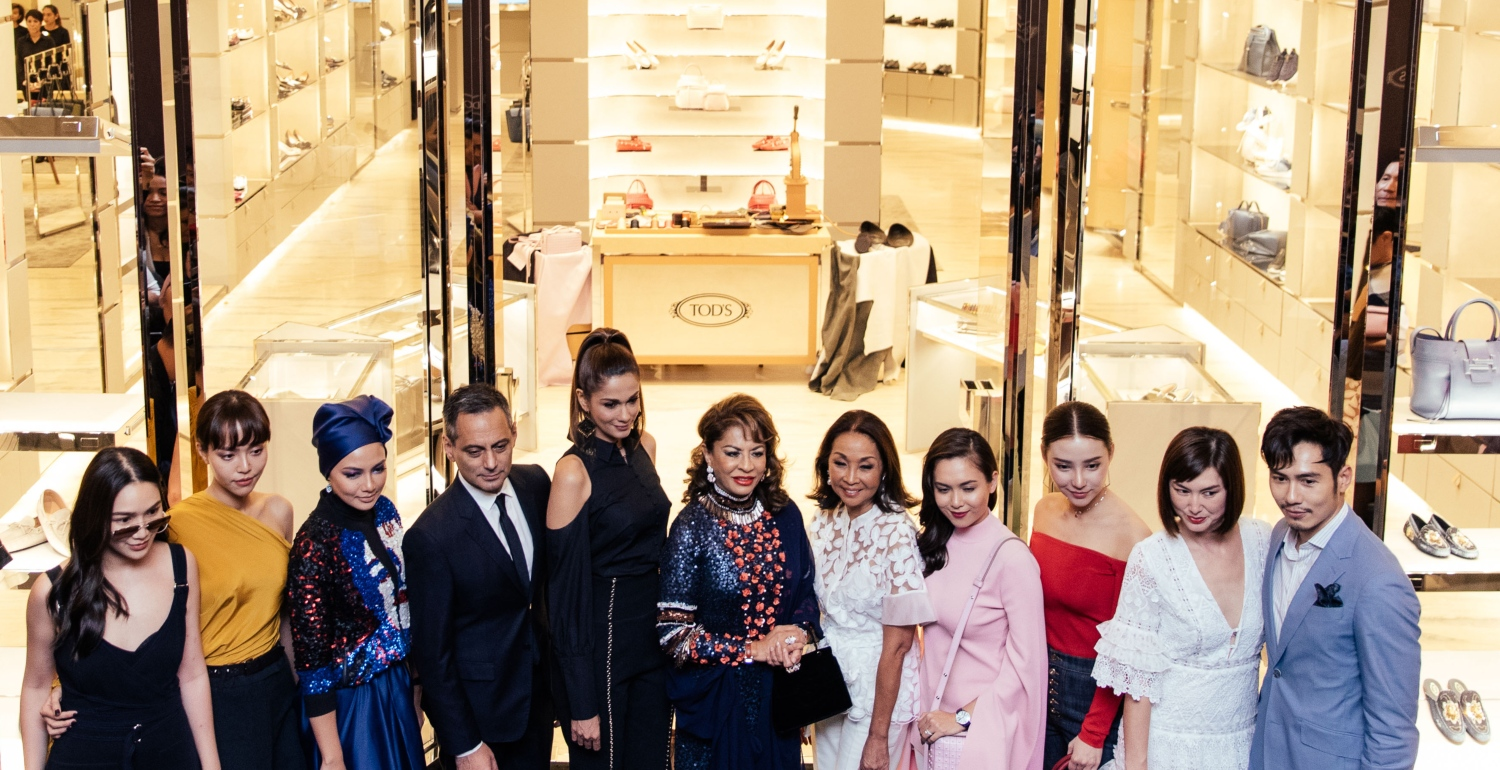 TOD's Newest Store Opens Its Doors in Pavilion, KL