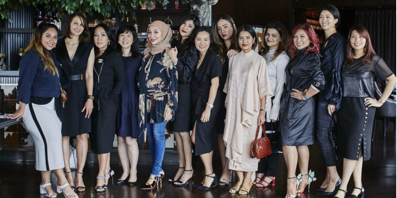 A BAZAAR and Tom Ford Beauty Power Luncheon