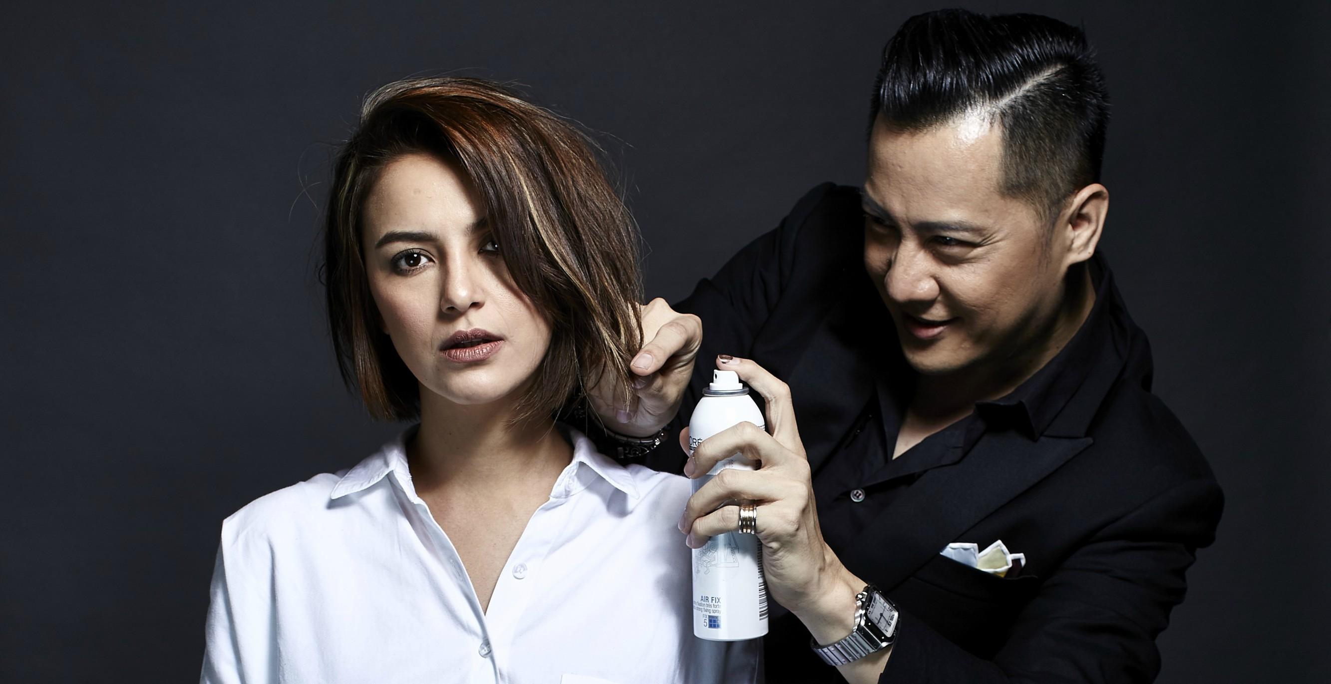 BAZAAR Hair Awards 2018: Che Puan Juliana Evans's Top Hair Picks