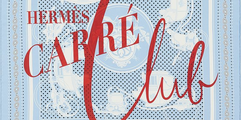 Hermès Is Launching Its Newest Pop-Up, A Carré Club in New York City