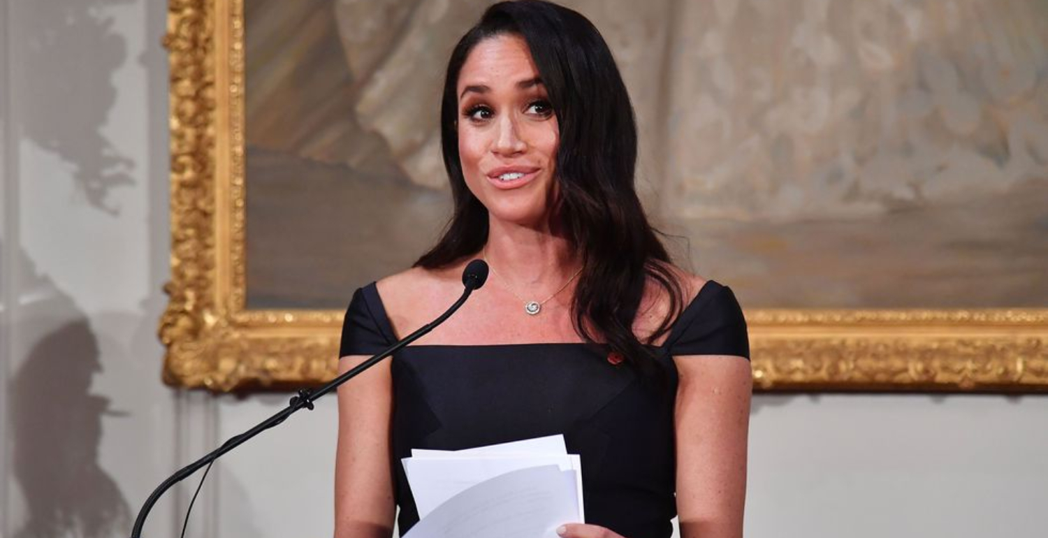 The Duchess of Sussex Delivers Feminist Speech At New Zealand Reception