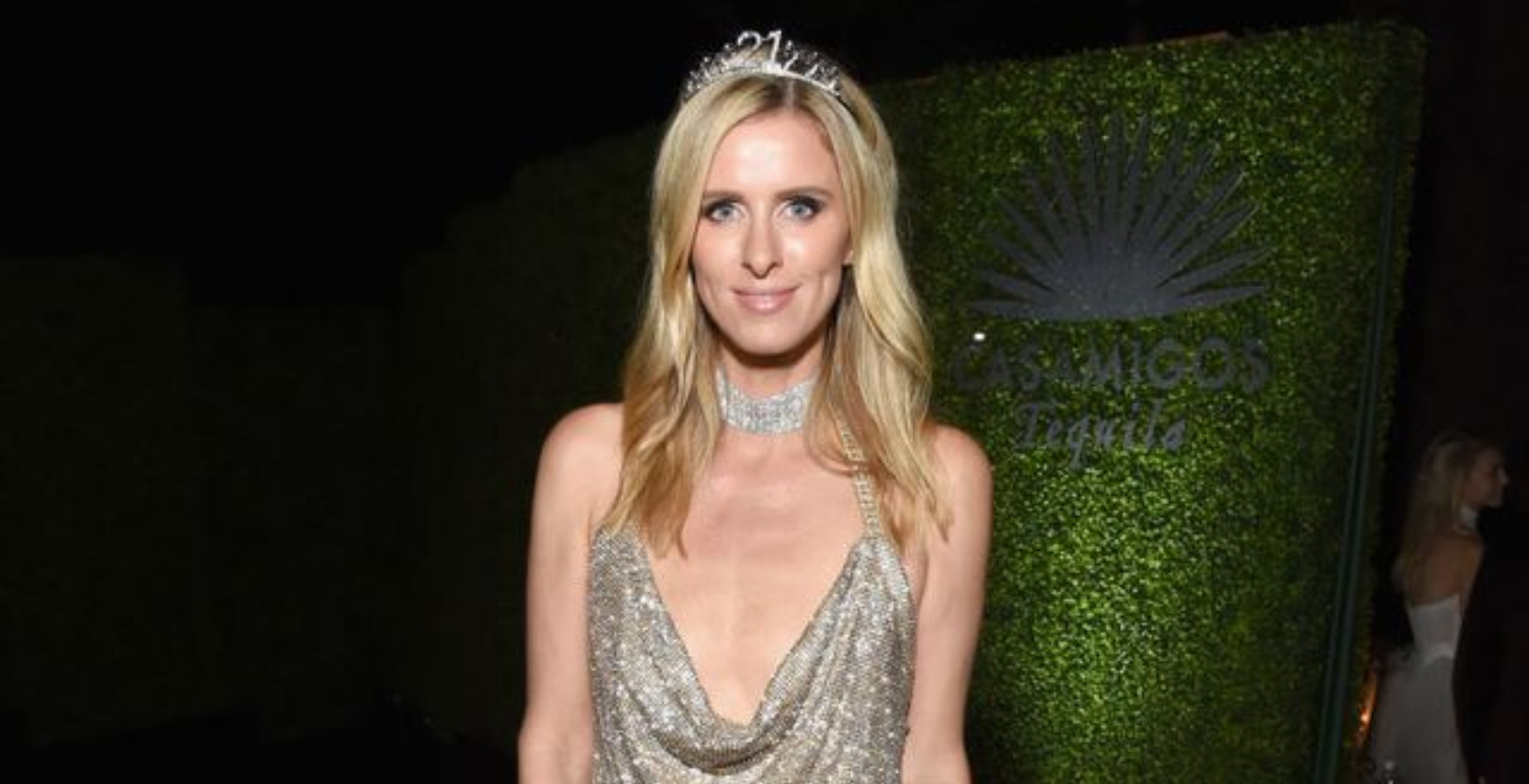 Nicky Hilton's Halloween Costume Is Paris Hilton's 21st Birthday Party Look