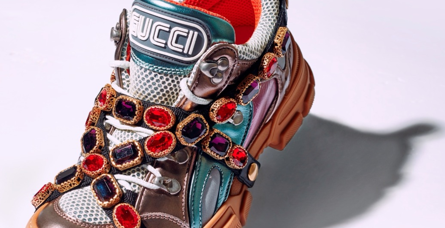 The Waitlist: Check out Gucci's Most Eye-Catching Sneakers for Autumn/Winter '18
