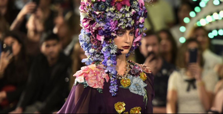 Dolce & Gabbana hosts Dubai show