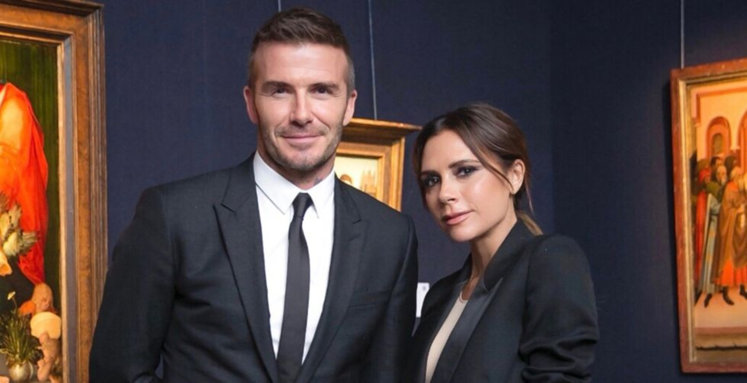 "David Beckham Says Success Of 19-year Marriage Is Down To ""Hard Work"""