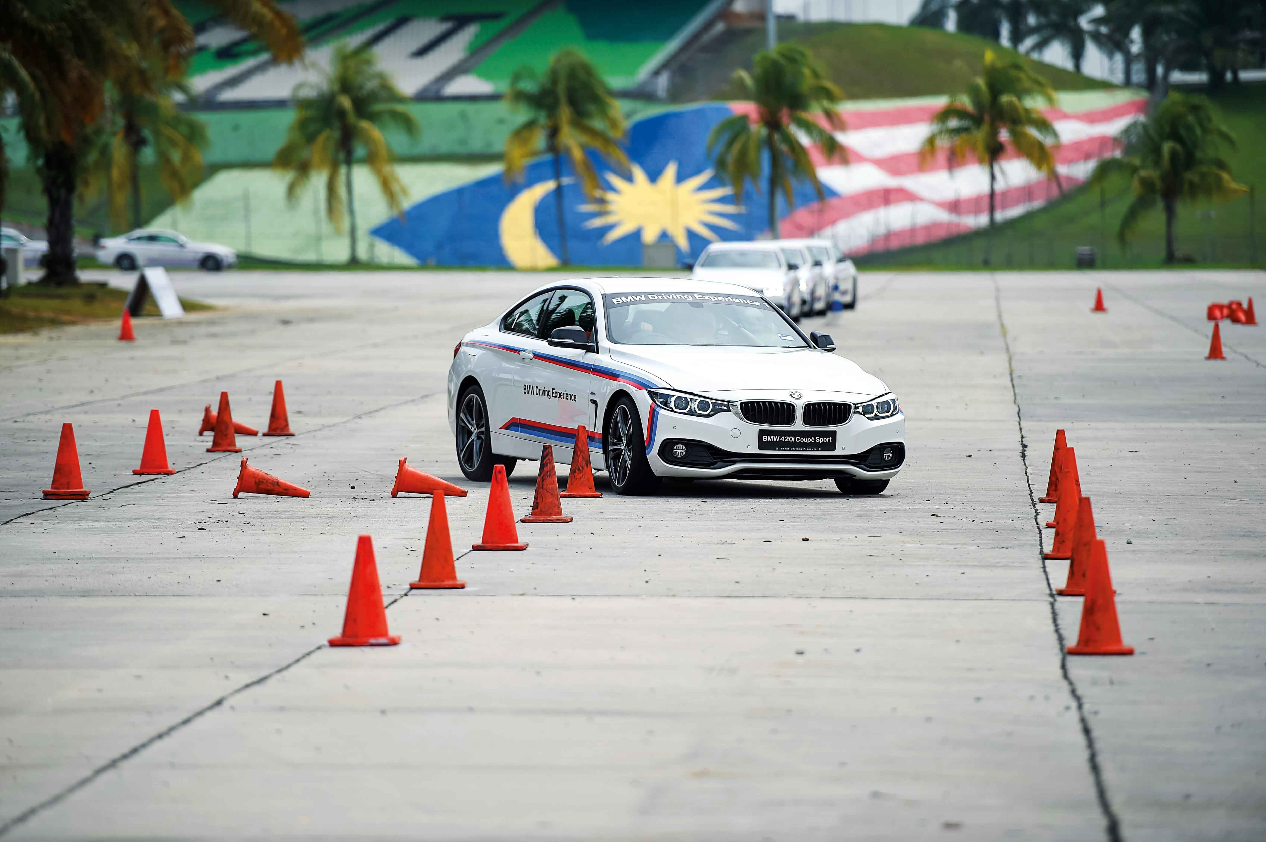 On A World-Class Racetrack With BMW