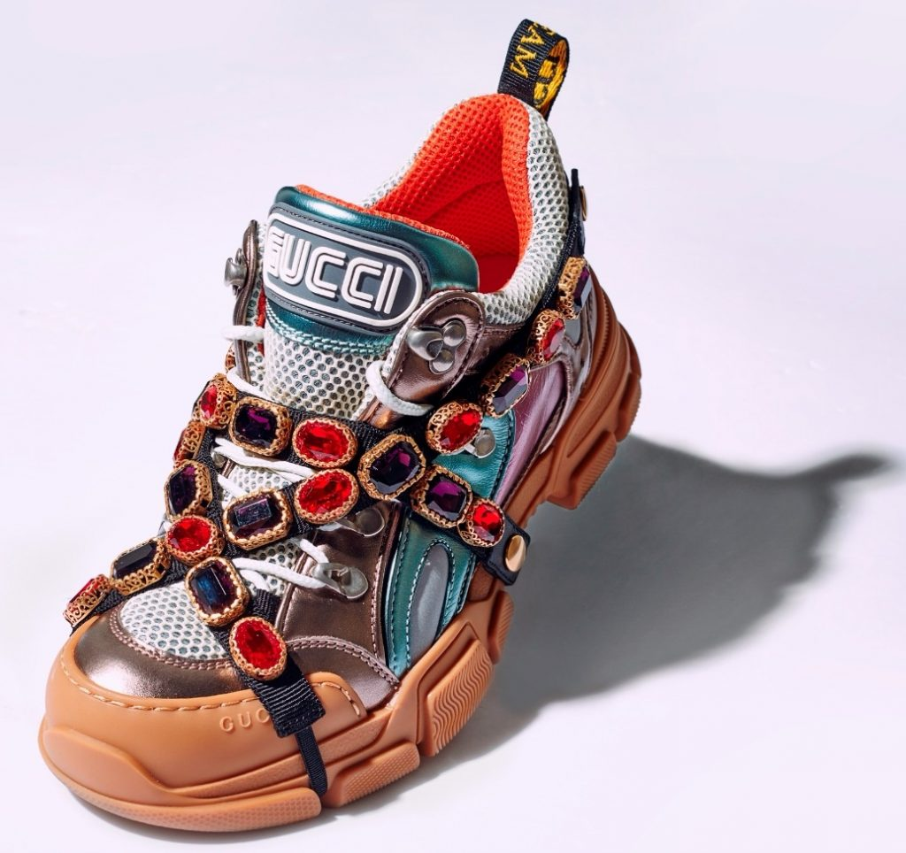 fe375b5d2ef The Waitlist  Check out Gucci s Most Eye-Catching Sneakers for ...