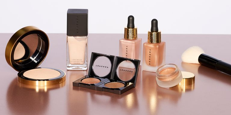 Topshop Beauty is back with a luxe look