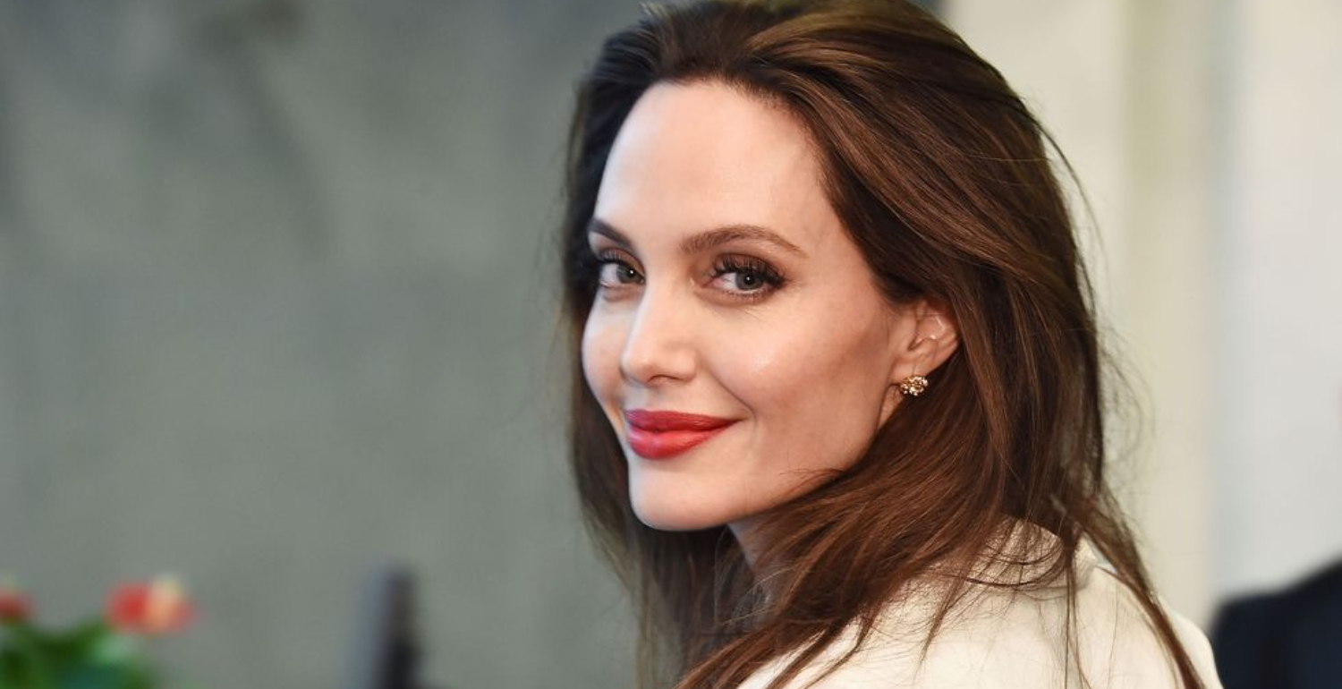 Angelina Jolie To Turn BBC Radio Presenter This Christmas