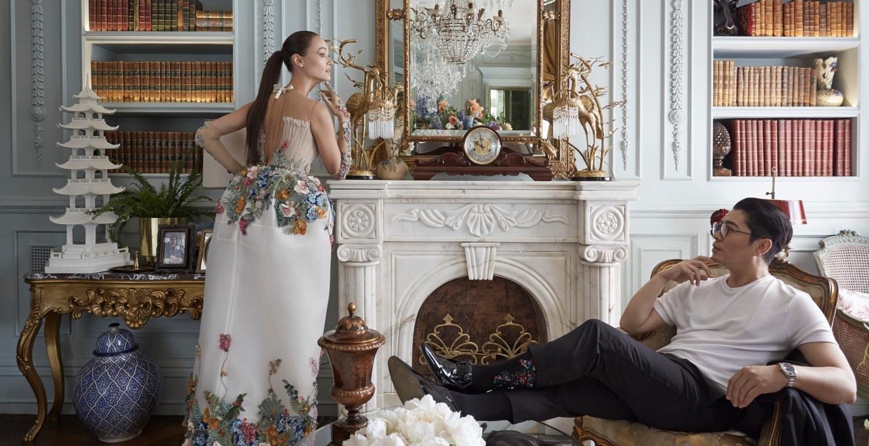 A Fashionable Life Dato Rizalman Ibrahim Harper S Bazaar Malaysia