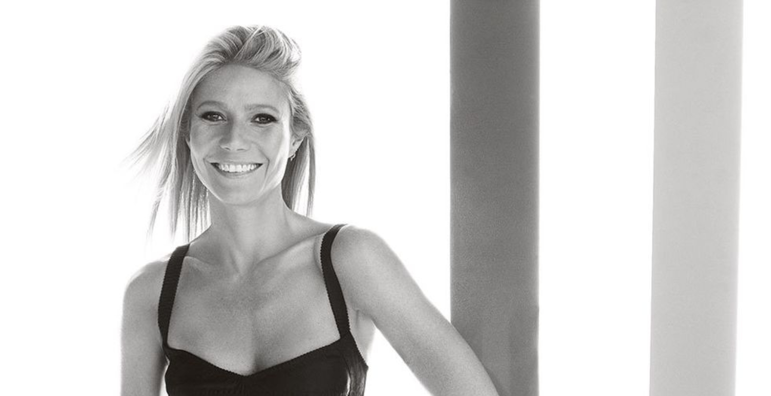 Gwyneth Paltrow Could Be Set To Launch A Netflix Wellness Series