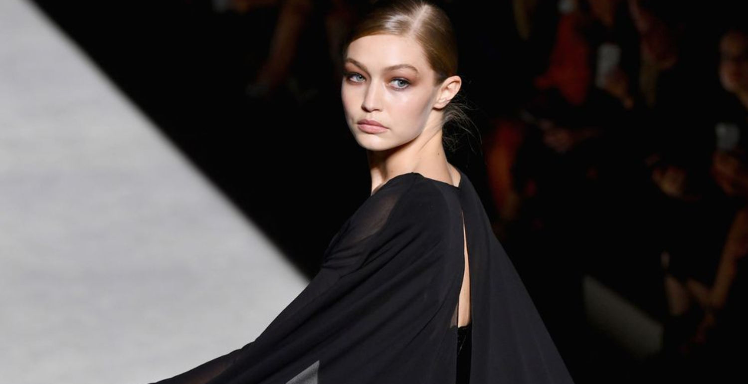 Gigi Hadid Claps Back At Critics Who Claim Her Success Is Down To A Privileged Upbringing