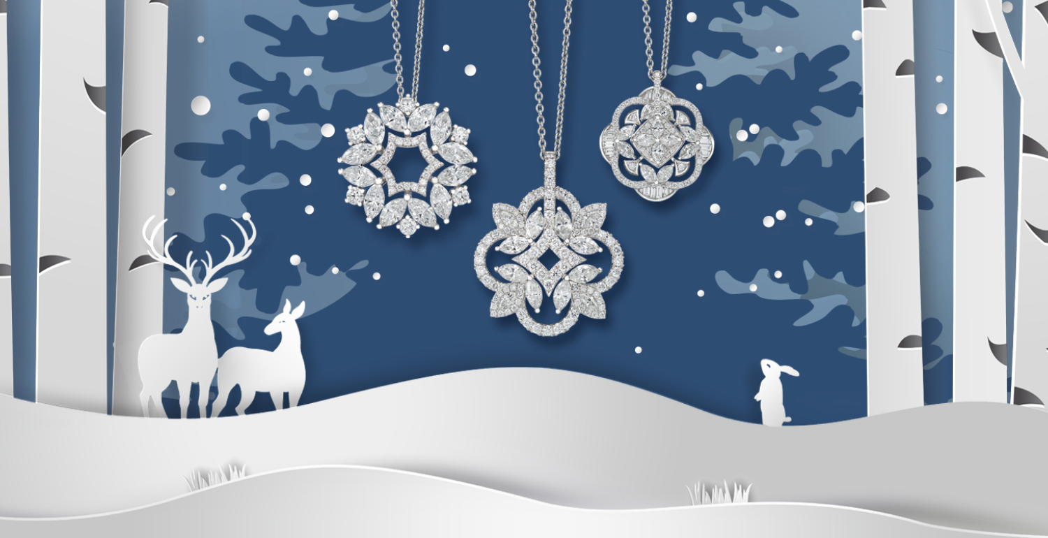 Sparkle And Shine This Christmas With DeGem