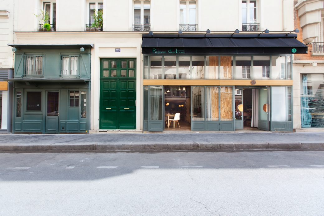 BAZAAR Dining Out Guide: Restaurant David Toutain, Paris