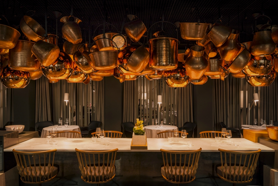 Dining Out Guide: Cinco by Paco Pérez