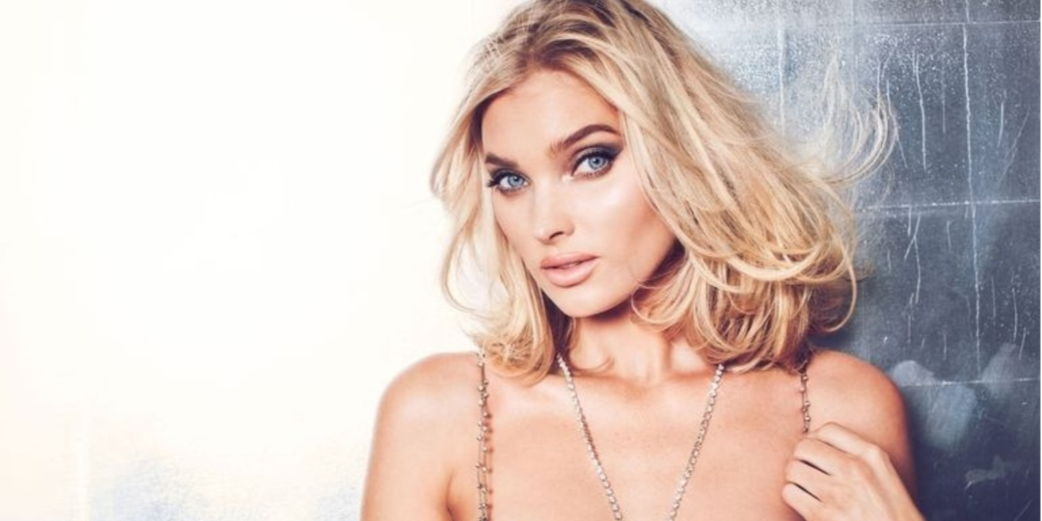Elsa Hosk Will Wear The Fantasy Bra at The 2018 Victoria's Secret Show