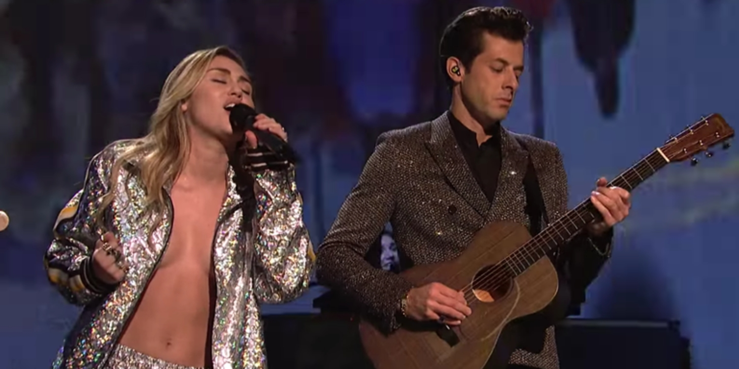 Miley Cyrus' 'SNL' Wardrobe Was Most Definitely NSFW