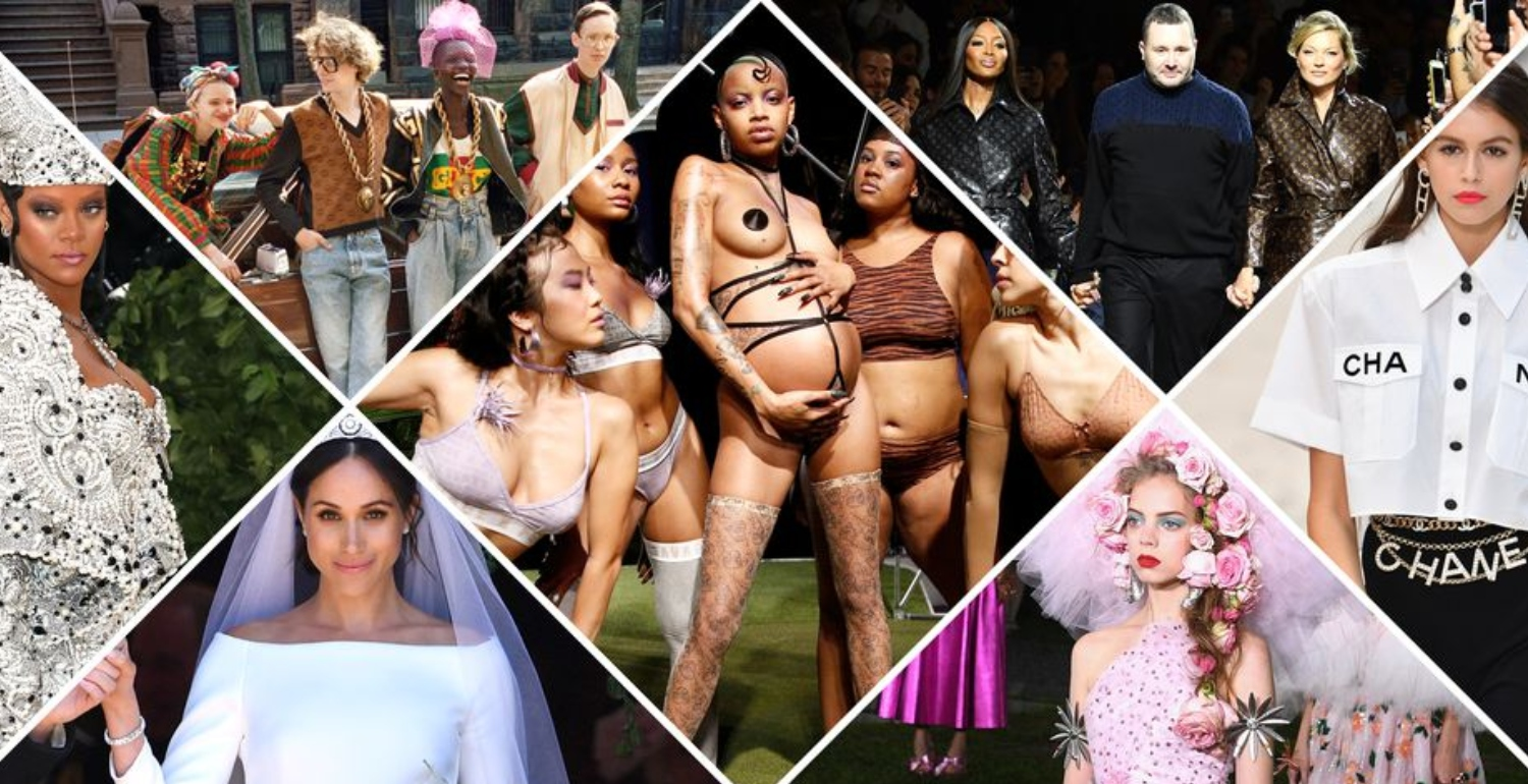 The 25 Biggest Fashion Moments of 2018