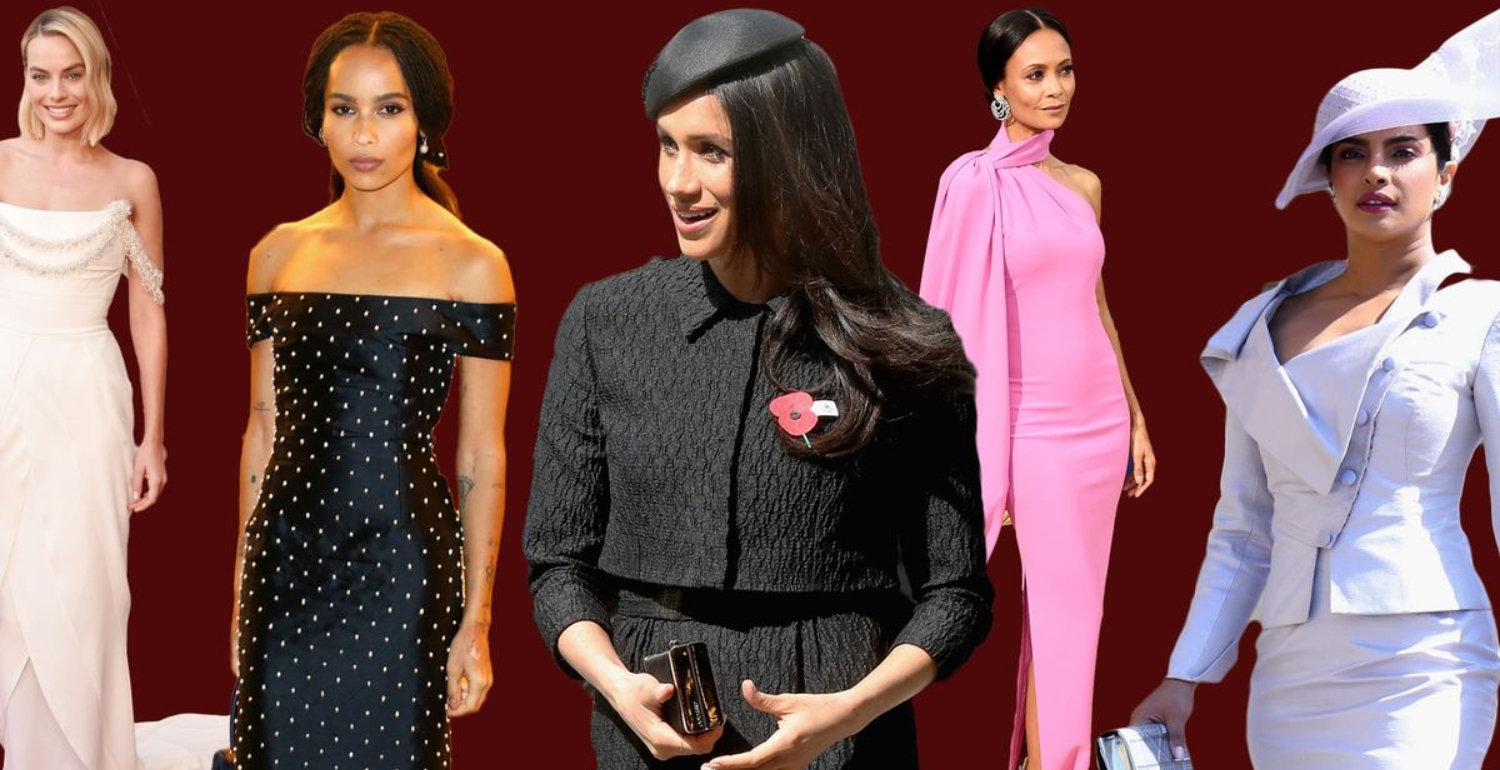 The 10 Best-Dressed Women Of 2018