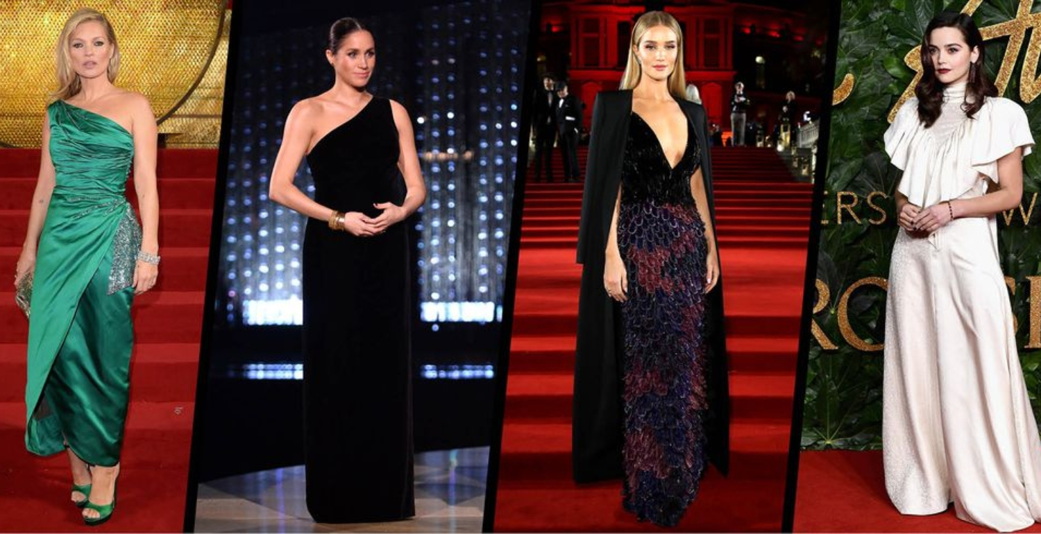 The Fashion Awards 2018: 10 Best Dressed
