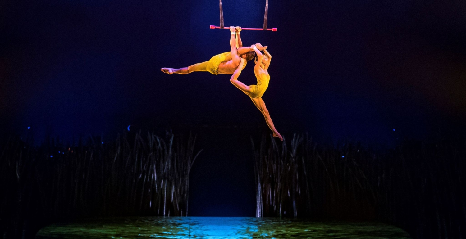 What It's Really Like To Be Part Of The Cirque Du Soleil