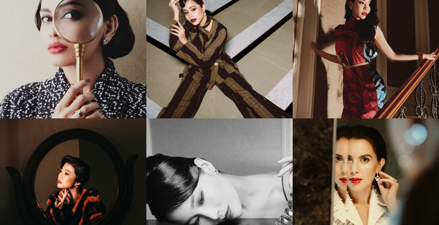 Get The Look of BAZAAR Malaysia's Most Stylish Women 2018