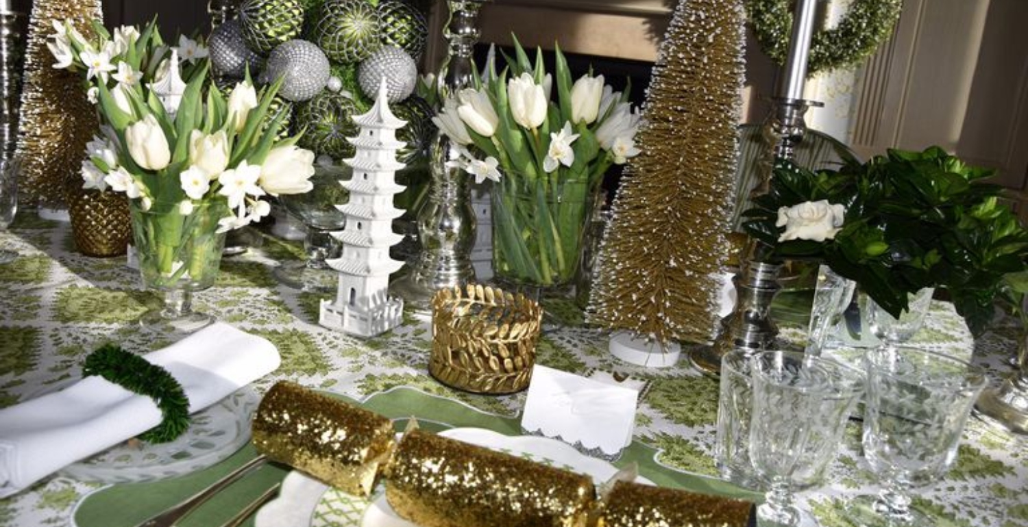 How To Decorate The Perfect Christmas Dinner Table