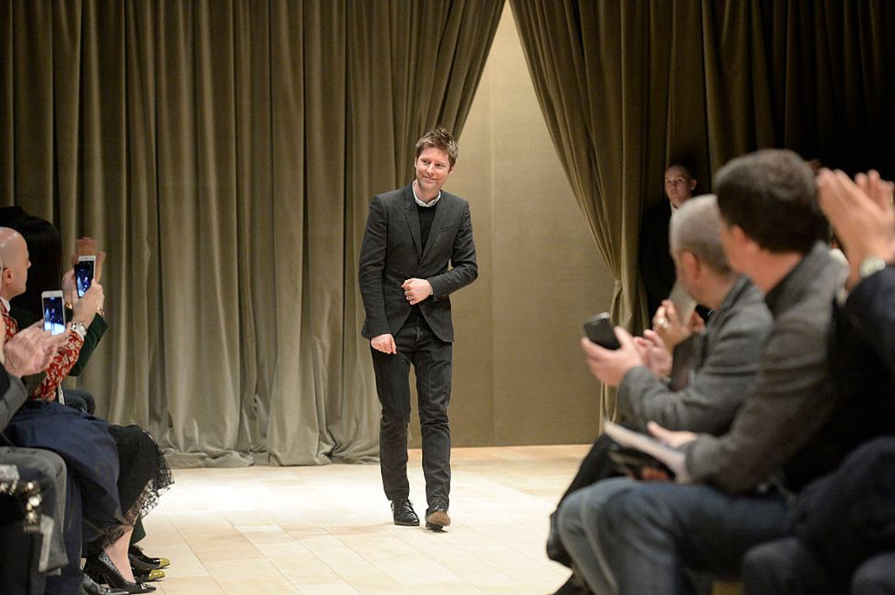 Christopher Bailey Is on the Queen's New Year's Honours List for His Work at Burberry