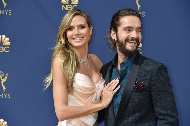 Heidi Klum is Engaged to Tom Kaulitz