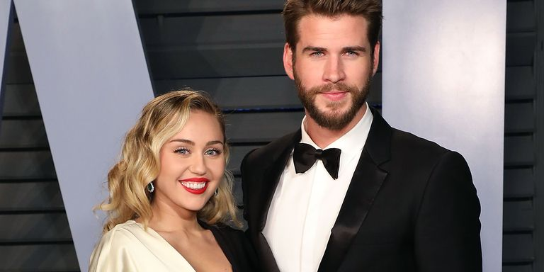 Miley Cyrus and Liam Hemsworth Just Secretly Got Married, & the Photos Are Gorgeous