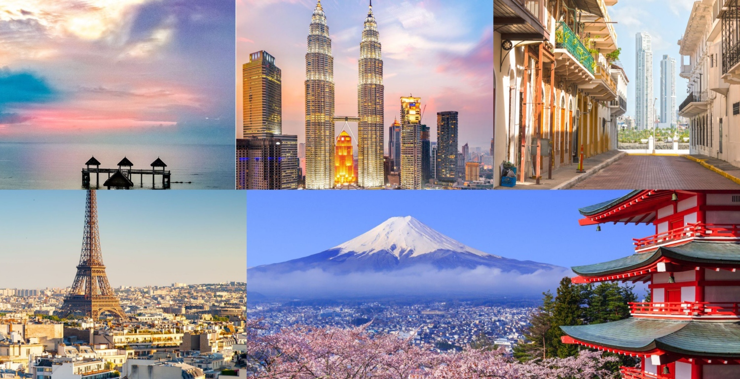 The 19 Best Places to Travel in 2019