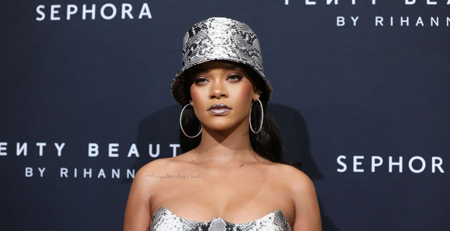 Rihanna Is Reportedly Launching A Luxury Fashion House