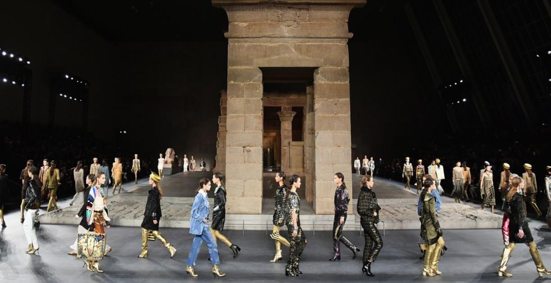 Inside The Glittering Chanel Métiers D'Art Show